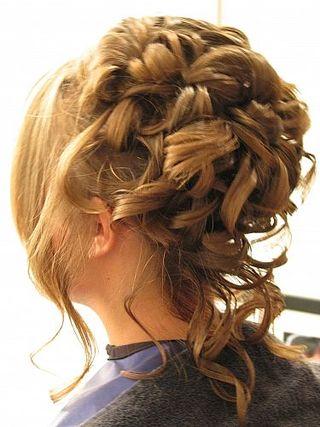 Prom hair 2010